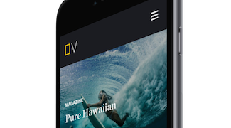 Nat Geo View voor iPhone