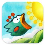 Tiny Wings voor iPhone, iPad en iPod touch