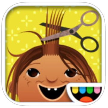 Toca Hair Salon voor iPhone, iPad en iPod touch
