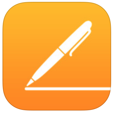 Pages voor iPhone, iPad en iPod touch