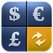 iCurrency Pad ~ The Currency Exchange Rates Converter voor iPhone, iPad en iPod touch