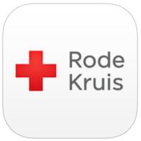 EHBO - Rode Kruis voor iPhone, iPad en iPod touch