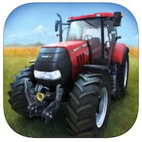 Farming Simulator 14 voor iPhone, iPad en iPod touch