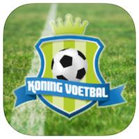 Koning Voetbal voor iPhone, iPad en iPod touch