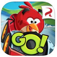 Angry Birds Go! voor iPhone, iPad en iPod touch