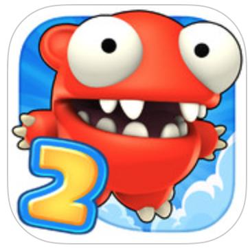 Mega Jump 2 voor iPhone, iPad en iPod touch