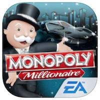 MONOPOLY Millionaire voor iPhone, iPad en iPod touch