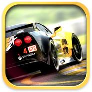 Real Racing 2 voor iPhone, iPad en iPod touch