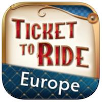 Ticket to Ride Europe Pocket voor iPhone, iPad en iPod touch