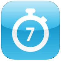 7 Minute Workout Pro voor iPhone, iPad en iPod touch