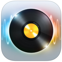 djay 2 for iPhone voor iPhone, iPad en iPod touch