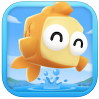 Fish Out of Water! voor iPhone, iPad en iPod touch