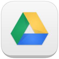 Google Drive voor iPhone, iPad en iPod touch
