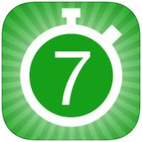 7 Min Workout voor iPhone, iPad en iPod touch