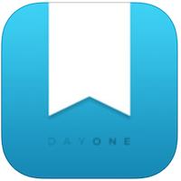 Day One voor iPhone, iPad en iPod touch