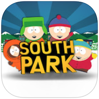 South Park voor iPhone, iPad en iPod touch