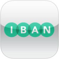 OveropIBAN-app voor iPhone, iPad en iPod touch