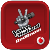 The voice of Holland RedRoom voor iPhone, iPad en iPod touch