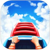 RollerCoaster Tycoon 4 Mobile voor iPhone, iPad en iPod touch