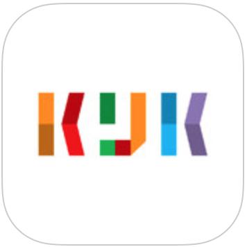 KIJK voor iPhone, iPad en iPod touch