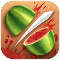 Fruit Ninja voor iPhone, iPad en iPod touch