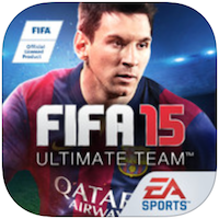 FIFA 15 Ultimate Team voor iPhone, iPad en iPod touch