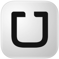 Uber voor iPhone, iPad en iPod touch