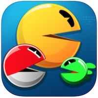 PAC-MAN Friends voor iPhone, iPad en iPod touch