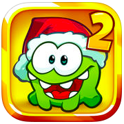 Cut the Rope 2 voor iPhone, iPad en iPod touch