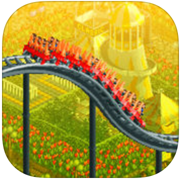 RollerCoaster Tycoon® Classic voor iPhone, iPad en iPod touch