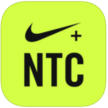Nike+ Training Club voor iPhone, iPad en iPod touch