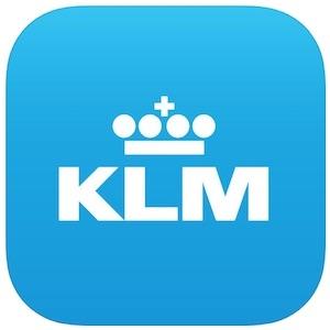 KLM voor iPhone, iPad en iPod touch