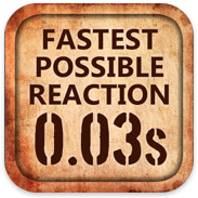 0.03 seconds Pro voor iPhone, iPad en iPod touch