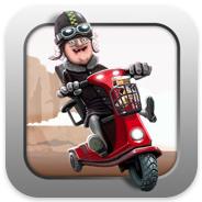 Turbo Grannies voor iPhone, iPad en iPod touch