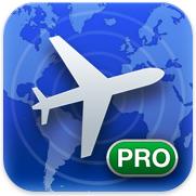 FlightTrack Pro voor iPhone, iPad en iPod touch