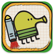 Doodle Jump voor iPhone, iPad en iPod touch