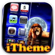 iTheme voor iPhone, iPad en iPod touch