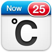 Celsius voor iPhone, iPad en iPod touch