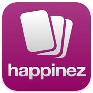Happinez Inspiratiekaarten voor iPhone, iPad en iPod touch