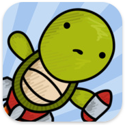 Turtle Fly voor iPhone, iPad en iPod touch