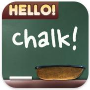 Hello Chalk voor iPhone, iPad en iPod touch
