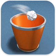 Paper Toss voor iPhone, iPad en iPod touch