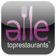 Alle Toprestaurants voor iPhone, iPad en iPod touch