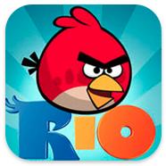 Angry Birds Rio voor iPhone, iPad en iPod touch