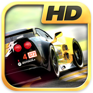 Real Racing 2 HD voor iPhone, iPad en iPod touch