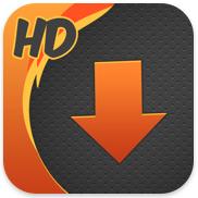 Meteoric Download Manager HD voor iPhone, iPad en iPod touch
