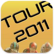 Tour 2011 voor iPhone, iPad en iPod touch