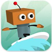 Robo Surf voor iPhone, iPad en iPod touch