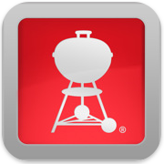 Weber's On the Grill™ voor iPhone, iPad en iPod touch