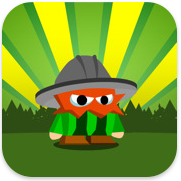 Timber Axe voor iPhone, iPad en iPod touch